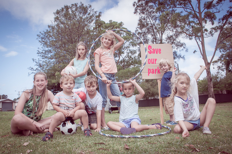 Help Protect Local Parks For Future Generations