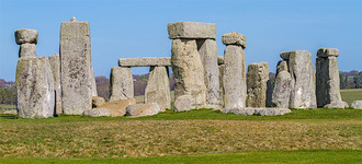 Stop the proposed road tunnel or any building works around or under Stonehenge.