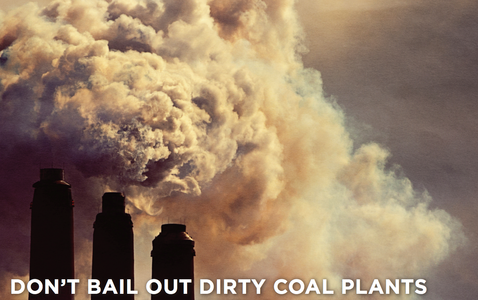 Say No to Dirty Coal Bailouts in Ohio!