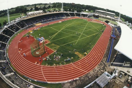 DON'T DEMOLISH CRYSTAL PALACE ATHLETICS STADIUM