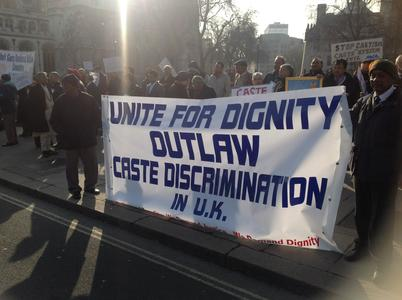 Mr Cameron: Act now to stop caste discrimination !