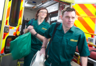 "Make the NHS Ambulance Service recognised as an ""Emergency Service"""