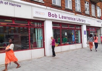 Save Our Local BOB LAWRENCE LIBRARY