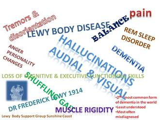 What the Heck is Lewy Body Disease?