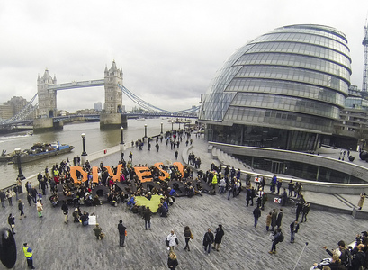 Divest the London Pension Fund from Fossil Fuels