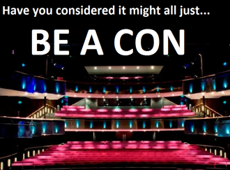 Say NO to Council Funding The Beacon Arts Theatre