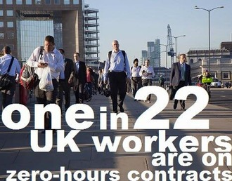 Make Zero Hours Contracts Illegal