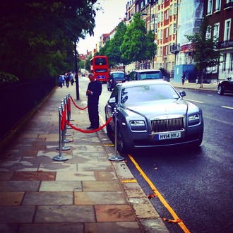 Ban private cars in Central London