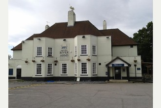 Save the New River Arms Turnford Herts