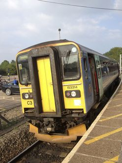 ALL ABOARD ! Campaign for footbridge with lifts at Marks Tey Station