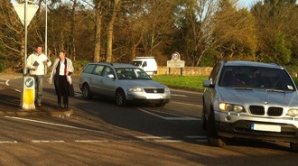 Improve the A367 Junction at Peasedown St John
