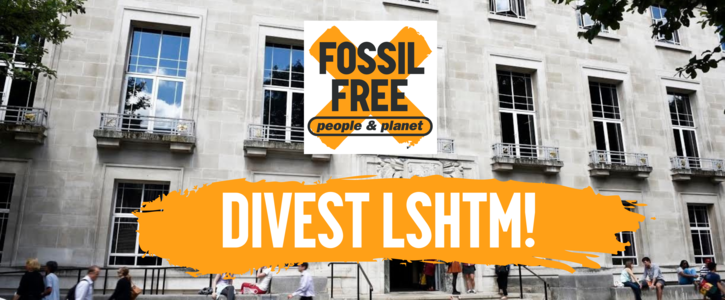 London School of Hygiene and Tropical Medicine Divest