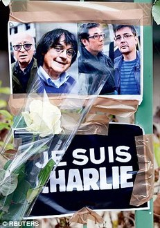 BBC should be showing Charlie Hebdo's first cover since massacre