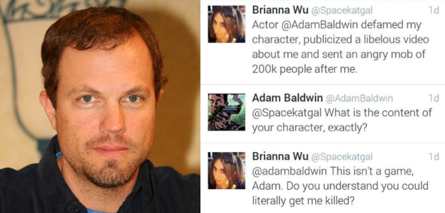Revoke Adam Baldwin's Invite to the Supanova Pop Culture Expo