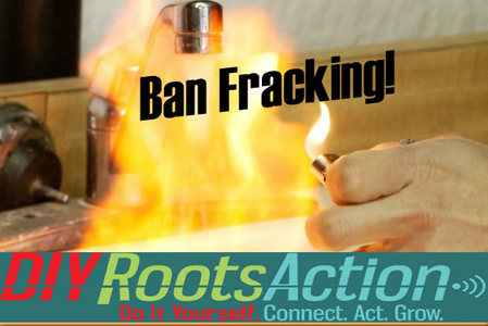Ban Fracking in Albemarle County VA Now