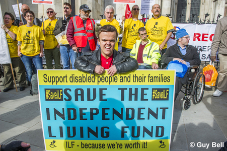 Save the Independent Living Fund