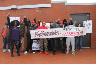 McDonald's: Managers Assaulting Workers Won't Be Tolerated