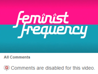 Anita Sarkeesian Unlock Your Videos' Comments Section