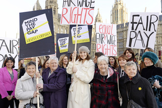 GRAZIA'S MIND THE PAY GAP CAMPAIGN: PUT EQUAL PAY TRANSPARENCY INTO PRACTICE