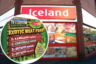 Stop Iceland selling exotic meat products