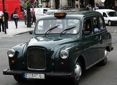 Save London's Iconic Black Cabs