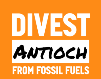 Divest Antioch University from Fossil Fuels