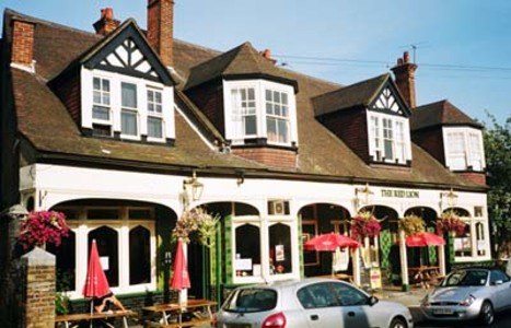List Isleworth's Red Lion as a Community Asset