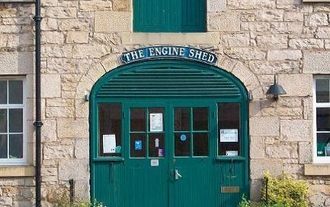 Ask Edinburgh Council to keep Engine Shed open