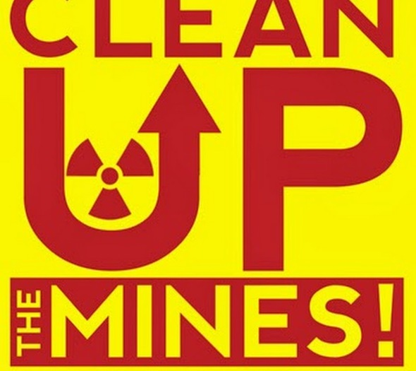 Clean up the mines logo2