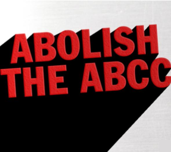 Abolish the abcc